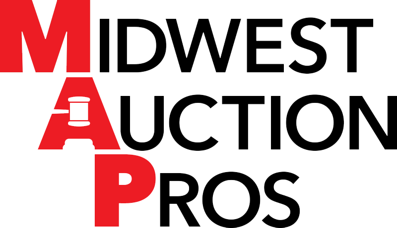 Midwest Auction Pros Logo